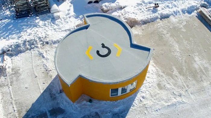 Apis Cor postavili první 3D tištěný obytný dům za 24 hodin
