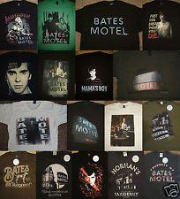 Bates Motel A&E Tv Show Norman and Norma T-Shirt