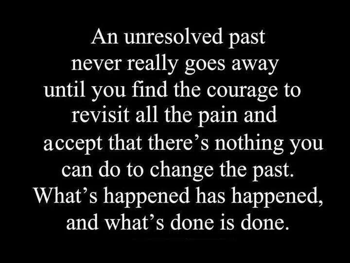 Finito - don't EVER EVER EVER speak to me again and we'll move forward with life just like I have for 3.5 years now ✌✌✌✌✌✌✌
