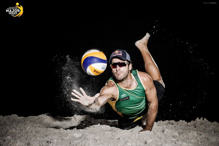 Alison-Bruno 2017-02-06 - It always is a pleasure to shoot with the olympic champions of the games in Rio 2016. Alison e Bruno Schmidt. So cool sportsmen and so polite and nice people. Thank you guy's and rock on!! shoot: AD shooting for the Swatch Beach Volleyball Major Series model: Bruno Schmidt