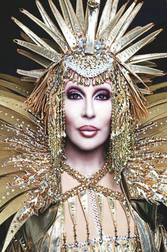 Chad Michaels#drag queen #photography Or is that Cher??