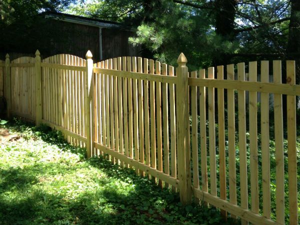 find this pin and more on fences purchasing a wood fence