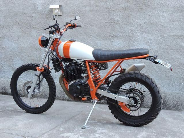Honda Xlx 250 Scrambler / Tracker