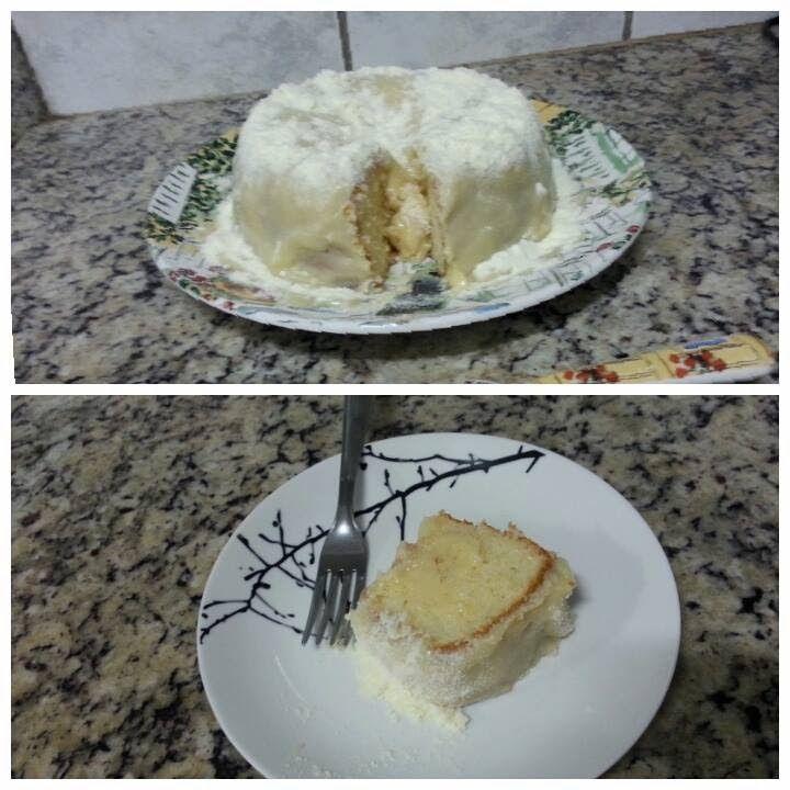 Veja como fazer esse delicioso bolo vulcão de leite ninho, de só uma olhadinha…