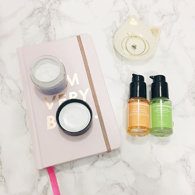 Preen.Me VIP Lauren L keeps her skin healthy and radiant using her gifted  #OleHenriksen 3 Little Wonders Kit. Reverse visible signs of skin aging by clicking through.