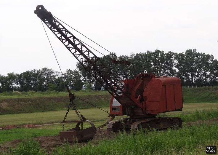 E-652B Excavator with dragline equipment Year 1983 zav№12977 - dragline operator sample resume