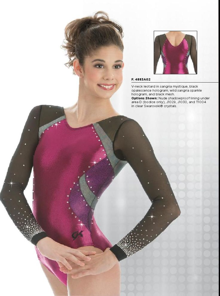 #ClippedOnIssuu from 2015-2016 Women's Competitive Apparel