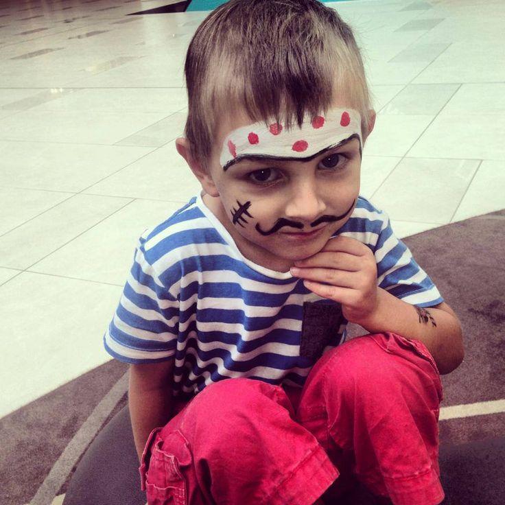 Рисунки на лице за деца: всяка събота и неделя в Bulgaria Mall