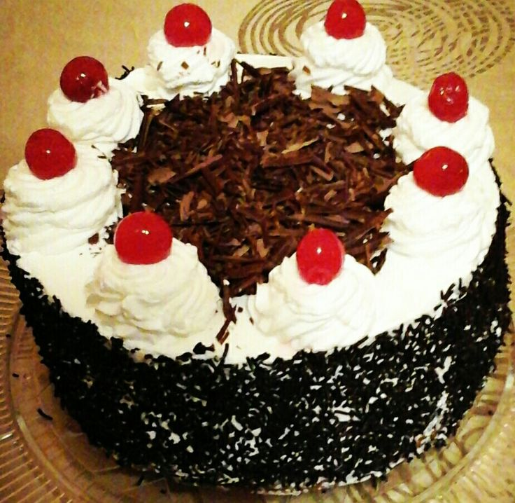 my.black.forest.cake