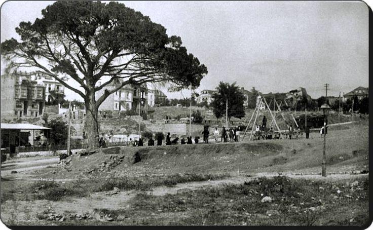 Üsküdar / Fıstıkağacı - 1940'lar
