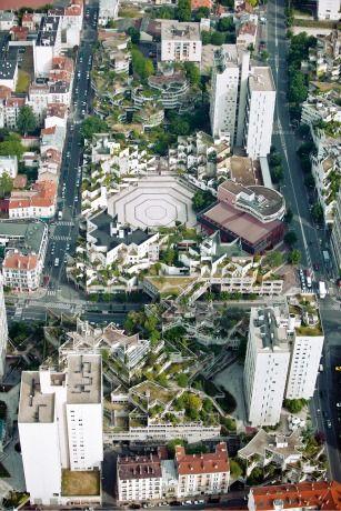 Ren e gailhoustet lotissement en centre ville ivry sur seine alex s maclean aerial - Parking ivry sur seine ...