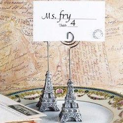 Segnaposto Torre Eiffel Parigi