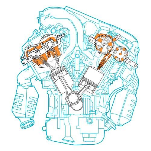 Toyota-camry-engine-cross-section