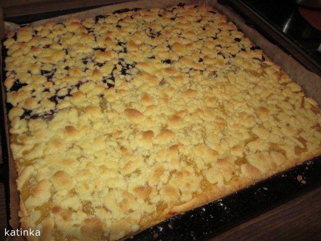 Пирог со штрейзелем-Steuselkuchen (немецкая кухня) : Выпечка сладкая