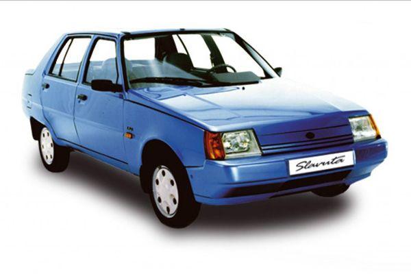 ЗАЗ-1103 «Славута»/ZAZ-1103 Slavuta (unspecified year)