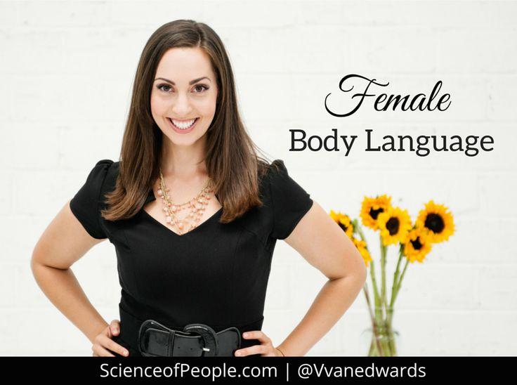 Female body language dating