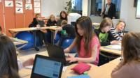 Why Finland is changing its top-ranking education system - BBC News