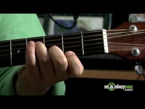 Basic Guitar - The B Minor Chord