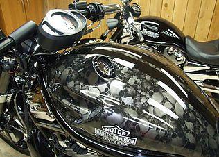 Tanques de moto WTP