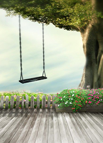 201 Best Tree Swings Images On Pinterest Country Life
