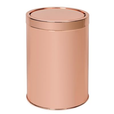 copper bathroom bin                                                                                                                                                      More