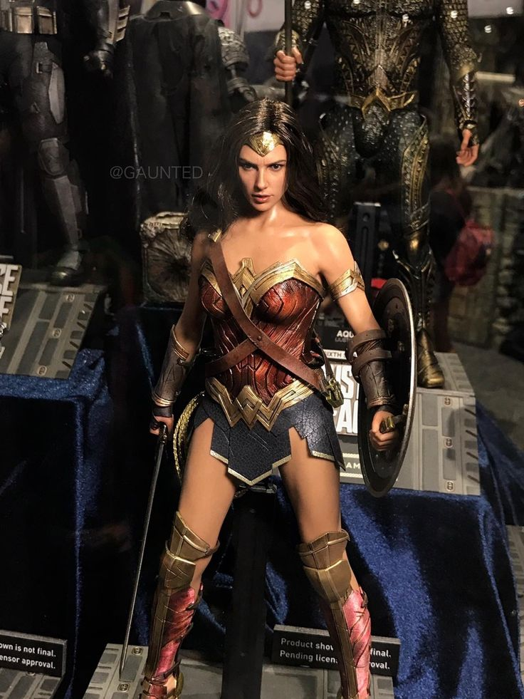 Hot Toys Justice League Wonder Woman - Page 16