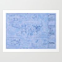 Solowing Blueprint poster