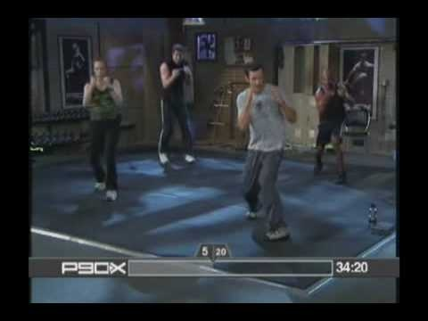 "Finally getting back into my P90x fitness routine after some time off.   ""Chest, Shoulders & Triceps"" today, ""Kenpo X"" yesterday, and ""Back & Biceps"" the day before.  Feeling really alive again..  And I really feel it...from my hips, to my fingertips..  Tony Horton rocks!"