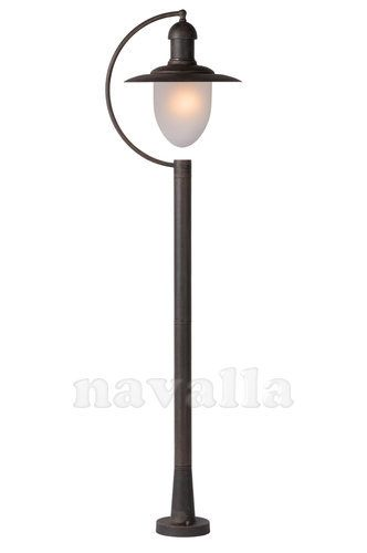 Beautiful garden lighting, well-known park lighting is no longer the exclusive benefit of the rich. Thanks to Lucide we have a high quality and cheap solution - ARUBA - to make your garden shine elegance.