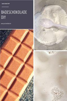 """Badeschokolade selbst machen (mit """"Rezept"""")"""