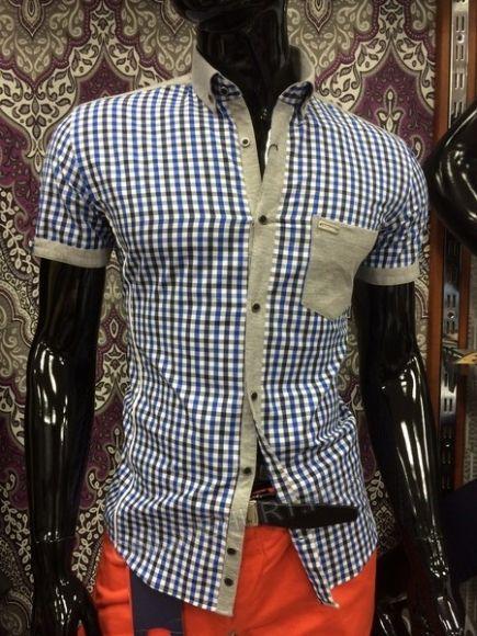 Koszula Męska Sedna SED82 _A11 (M-3XL)