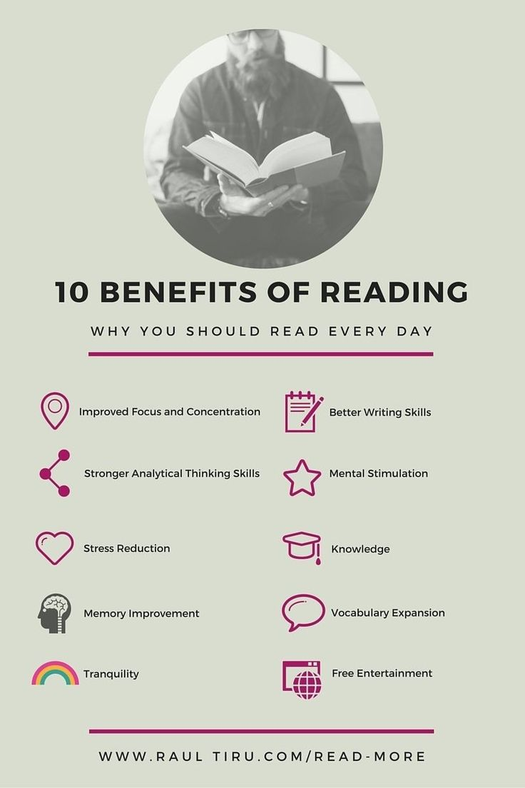 advantage of reading There are so many benefits to be had by reading to babies including helping to  build their cognitive, language, social-emotional development skills & more.