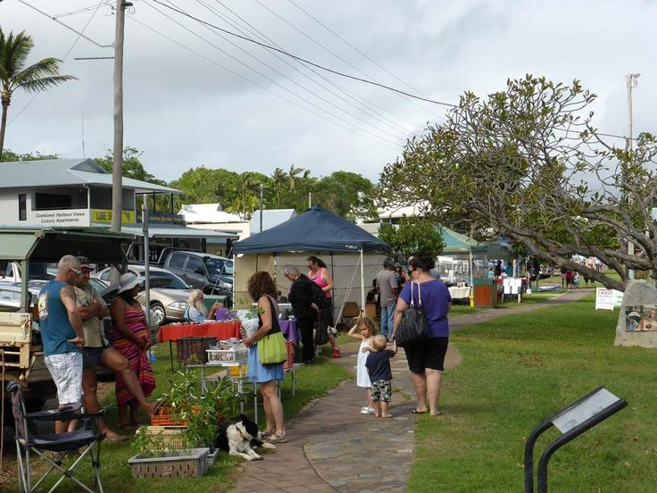 Such a relaxed atmosphere at Cooktown Markets, Cooktown QLD - take  look on RvTrips. For comments & tips go to: www.rvtrips.com.au/qld/cooktown/cooktown-markets/