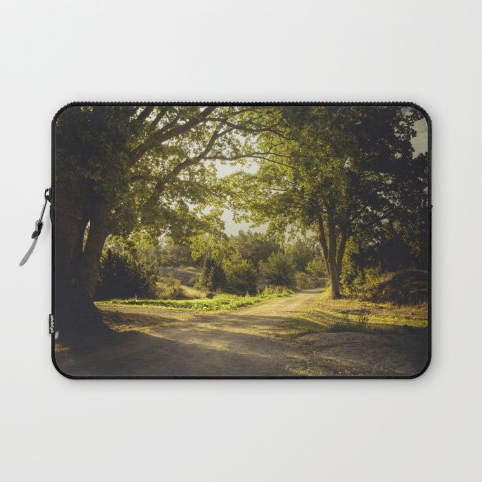 On the road again Laptop Sleeve by HappyMelvin | Society6