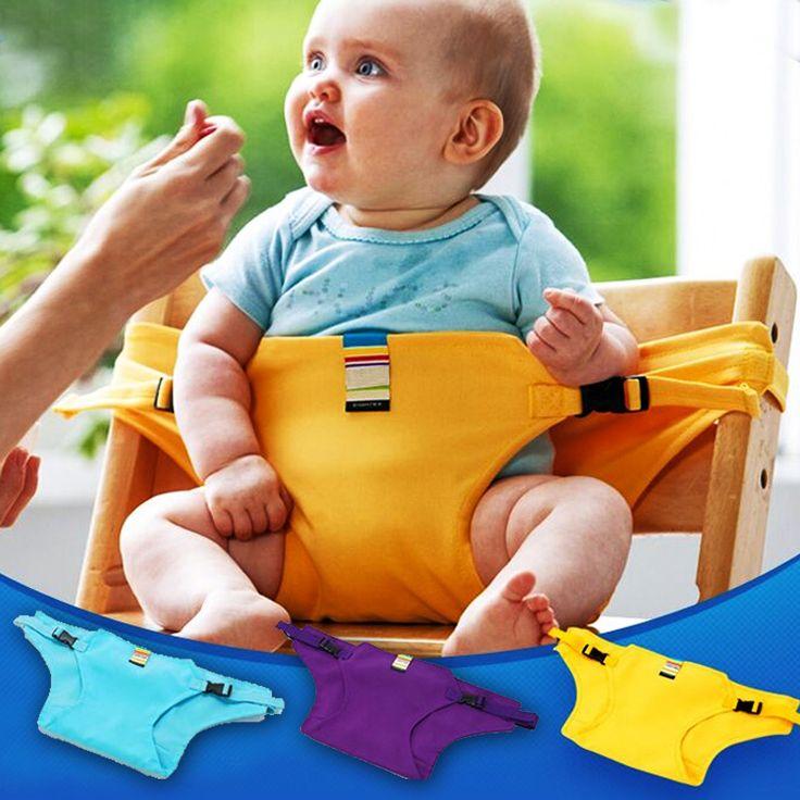Barato 6   24 meses infantil cadeira de jantar assento portátil almoço cadeira assento de segurança da correia estiramento envoltório alimentar Chair Harness assento do bebê, Compro Qualidade Assentos de Carro e Cadeiras Infantis diretamente de fornecedores da China:                                               Materna e infantil produtos series:                         8 cor: