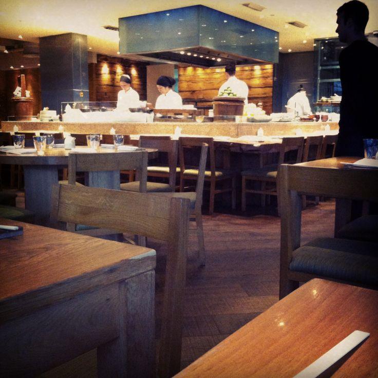 ROKA Restaurant / Charlotte Street / London - my fave sushi
