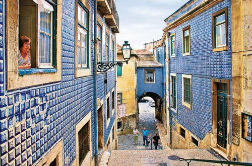 Alfama/Lisbon - Portugal