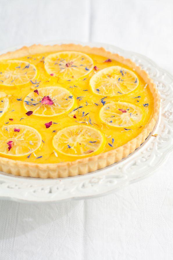 tarte limone provenzale