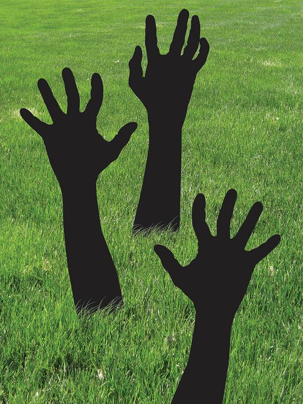 check out zombie shadow hands wholesale outdoor decorations for your home or business from wholesale