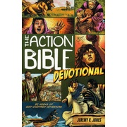 The Action Bible Devotional--b/c we already have the Action Bible and LOVE it!!
