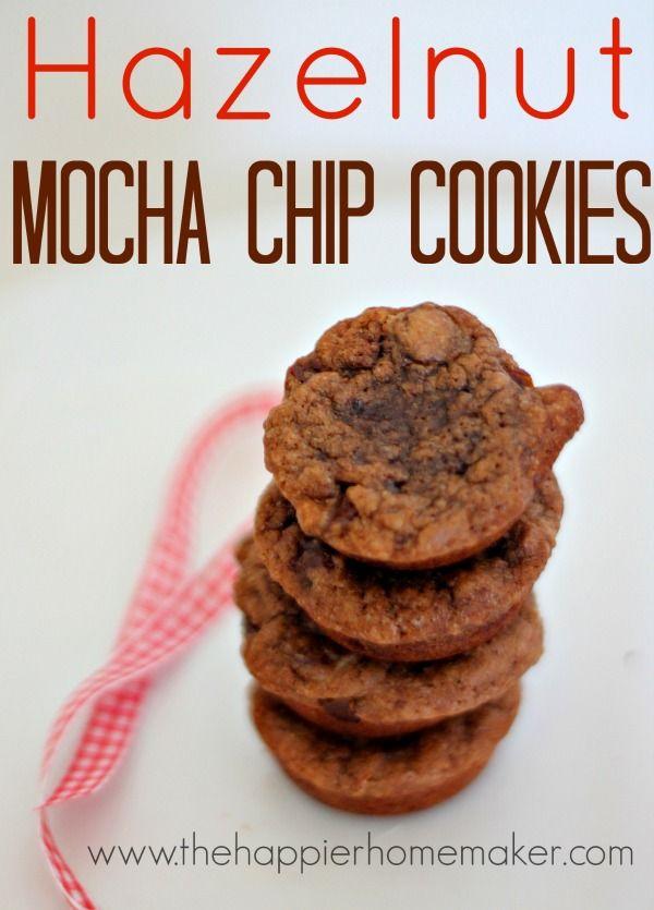 Mocha-Hazelnut Truffles Recipe — Dishmaps