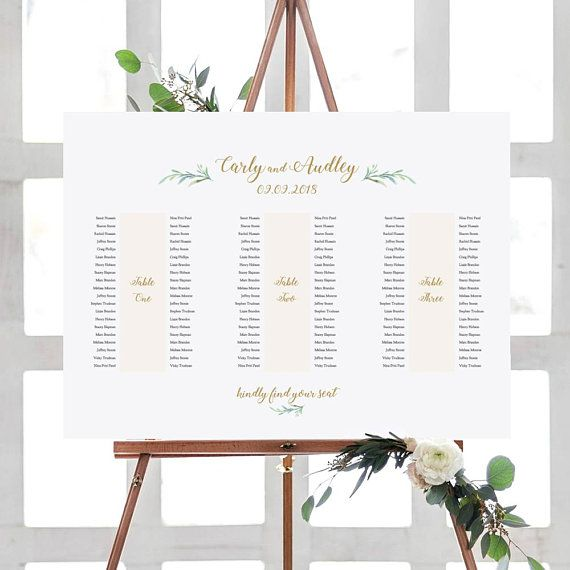 Banquet Table Seating Plan 3 Long Tables Printable Banquet Etsy Wedding Table Seating Plan Seating Plan Wedding Wedding Table Plan