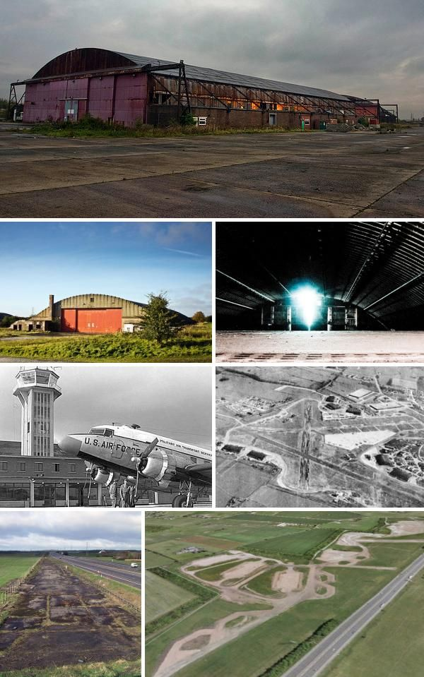 raf burtonwood Abandoned Aircraft, Airfields, Airbases and Airport Terminals