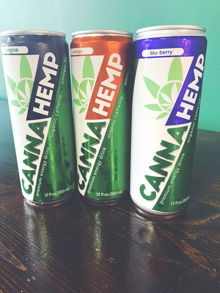 Cannahemp Energy Drink In 2020 Drinks Energy Energy Drinks