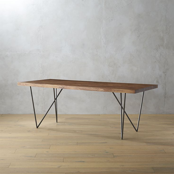 dylan 36x80dining table cb2 cb2 bedroom furniture