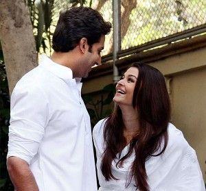 #AishwaryaRaiBachchan and #AbhishekBachchan