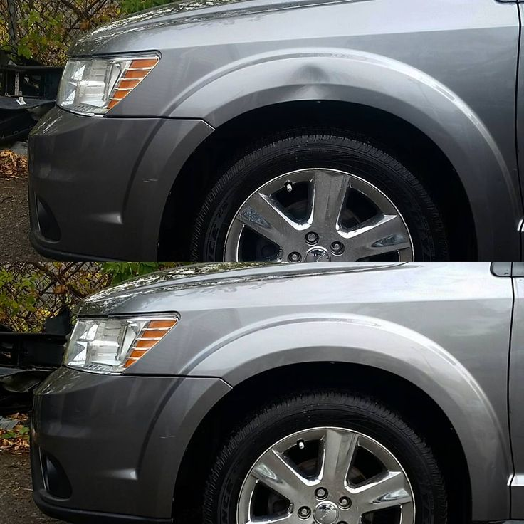 Why Paintless Dent Repair Gives You the Best Value in Reconditioning You Car