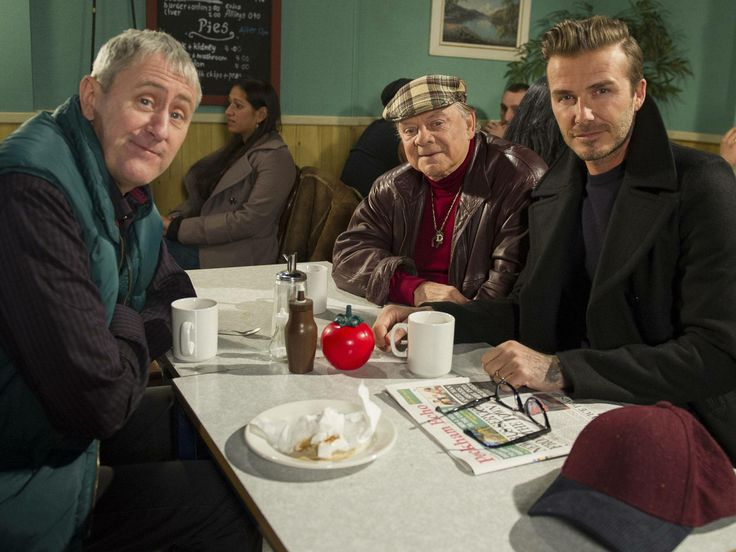#PrefuncALARM! Get excited, David Beckham is to make a guest appearance in Only Fools and Horses!  Wake Up Refreshed www.prefunc.co.uk