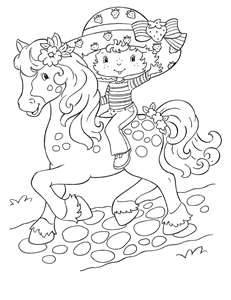 830 best images about Coloring Pages on Pinterest  Strawberry