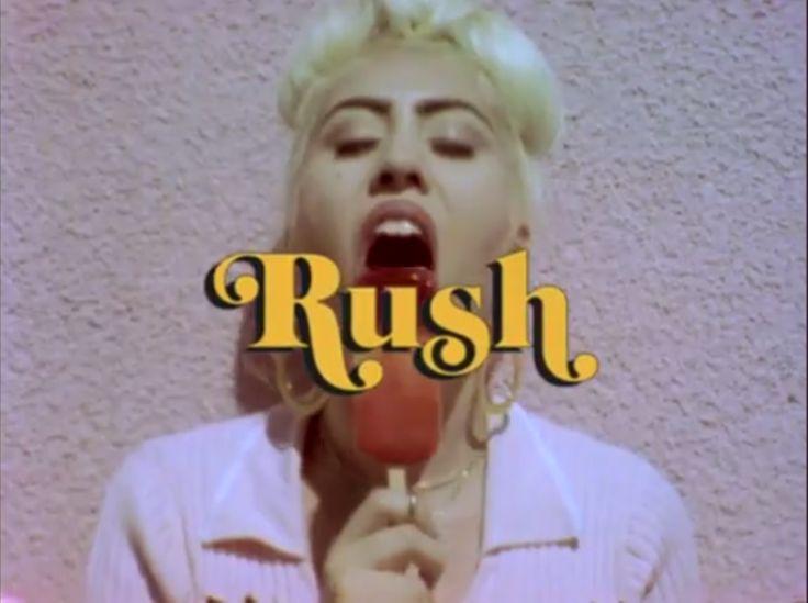 Kali Uchis: Rush video